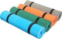 Туристический коврик Boyscout 1800x600x8мм / 61141 (серый/оранжевый/зеленый/синий) -