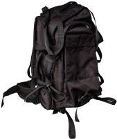 Рюкзак туристический Турлан Следопыт–40 (черный/черный) -