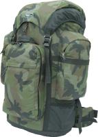Рюкзак туристический Турлан Баксан-55 (камуфляж/черный) -