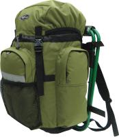 Рюкзак туристический Турлан Соло-40 (хаки/черный) -