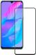 Защитное стекло для телефона Volare Rosso Fullscreen Full Glue для Redmi Note 9 (черный) -