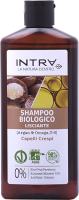 Шампунь для волос Intra Для вьющихся волос разглаживающий аргана и омега 3-6 (250мл) -