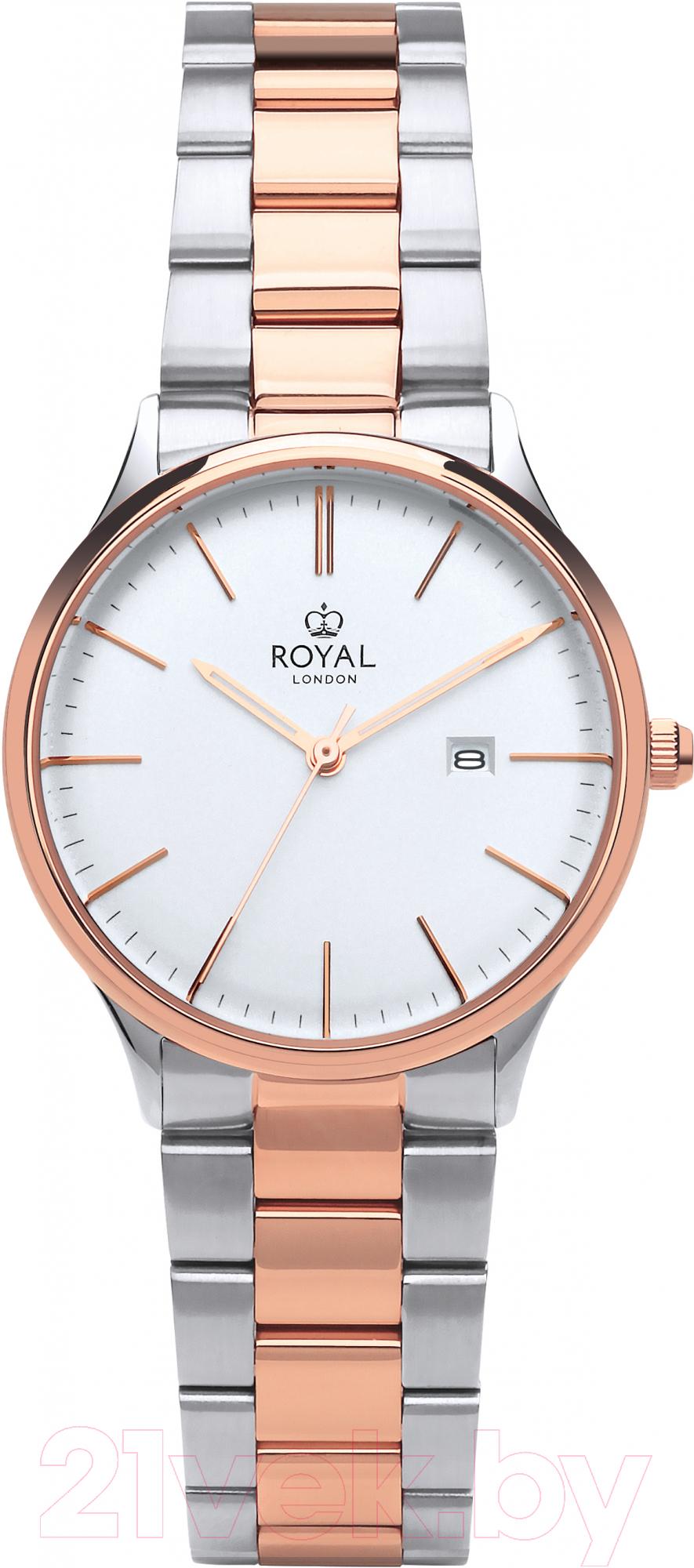 Купить Часы наручные женские Royal London, 21388-08, Великобритания