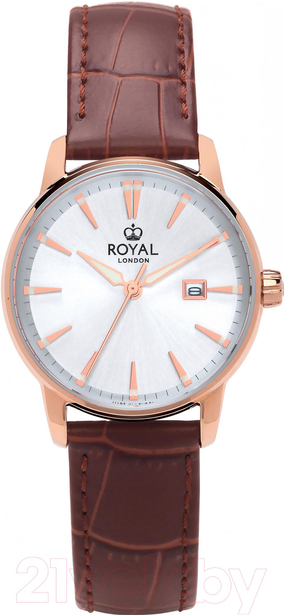 Купить Часы наручные женские Royal London, 21401-03, Великобритания