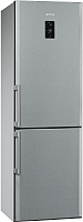 Холодильник с морозильником Smeg FC370X2PE -