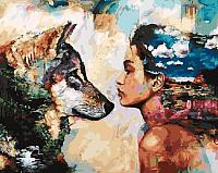 Картина по номерам Picasso Зеркало души (PC5065062) -