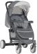 Детская прогулочная коляска Lorelli S300 Grey (10020841843) -