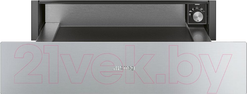 Купить Шкаф для подогрева посуды Smeg, CPR315X, Италия