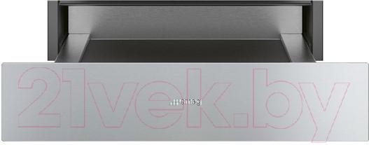 Купить Шкаф для подогрева посуды Smeg, CP315X, Италия