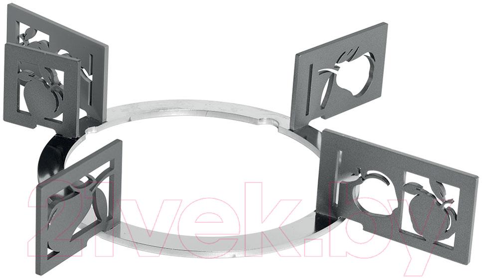 Купить Комплект решеток для варочных панелей Smeg, KPDSN100F, Китай