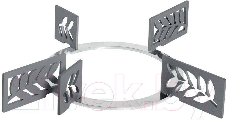 Купить Комплект решеток для варочных панелей Smeg, KPDSN60L, Китай