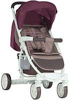 Детская прогулочная коляска Lorelli S300 Beige&Red (10020841839) -