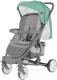 Детская прогулочная коляска Lorelli S300 Green&Grey (10020841841) -