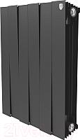 Радиатор биметаллический Royal Thermo PianoForte 500 Noir Sable (1 секция) -