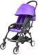 Детская прогулочная коляска LaBaby Yoya (фиолетовый) -