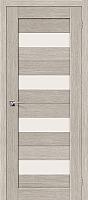 Дверь межкомнатная el'Porta 3D-Graf Порта-23 60x200 (Cappuccino) -
