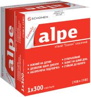 Пластырь медицинский Alpe Фэмили Эконом мягкий классический №300 (76x19мм) -