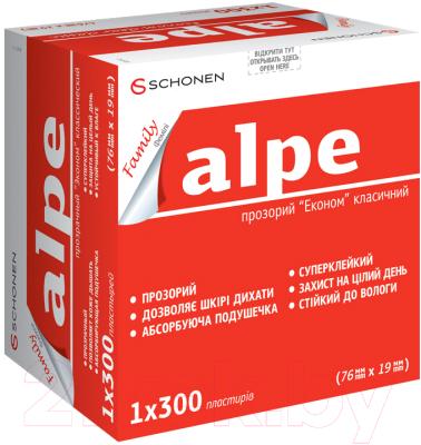 Пластырь медицинский Alpe