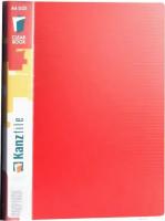 Папка для бумаг Kanzfile 07М-40K (красный) -