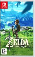 Игра для игровой консоли Nintendo Switch The Legend of Zelda: Breath of the Wild -