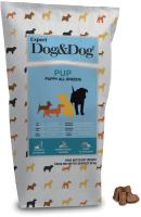 Корм для собак Gheda Petfood Dog&Dog Pup Puppy All Breeds (20кг) -