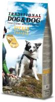 Корм для собак Gheda Petfood Dog&Dog Vitale Energia с курицей (20кг) -