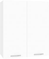 Шкаф навесной для кухни Кортекс-мебель Корнелия Лира ВШ60 (белый) -