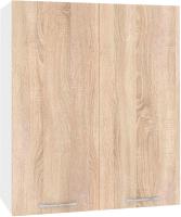Шкаф навесной для кухни Кортекс-мебель Корнелия Лира ВШ60 (дуб сонома) -
