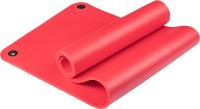 Коврик для йоги и фитнеса Sundays Fitness IR97506 (180x60x1см, красный) -