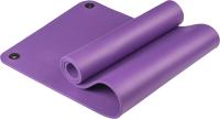 Коврик для йоги и фитнеса Sundays Fitness IR97506 (180x60x1см, фиолетовый) -
