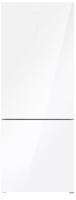 Холодильник с морозильником Maunfeld MFF 1857NFW -