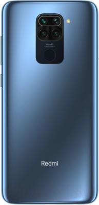 Смартфон Xiaomi Redmi Note 9 4GB/128GB (полуночный серый)