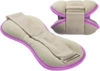 Комплект утяжелителей Sundays Fitness IR97843 (1.5кг, серый/фиолетовый) -