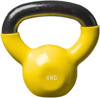 Гиря Sundays Fitness IR92007 (4кг, желтый) -
