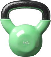 Гиря Sundays Fitness IR92007 (8кг, зеленый) -