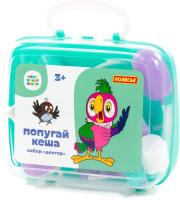 Набор доктора детский Полесье Попугай Кеша. Доктор / 83340 -