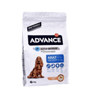Корм для собак Advance Medium Adult с курицей и рисом (3кг) -