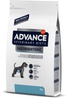Корм для собак Advance VetDiet Gastroenteric Low Fat (3кг) -
