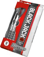 Дротики для дартса Harrows Steeltip Black Jack / 842HRED90122 -