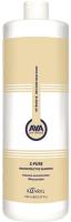 Шампунь для волос Kaaral X-Form X-Pure востан. д/поврежд. волос с пшеничными протеинами (1л) -