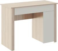 Туалетный столик Rinner Глэдис М28 (шимо светлый/белый) -