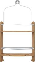 Органайзер для ванны Umbra Barrel 1005787-390 (натуральное дерево) -