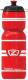 Бутылка для воды Zefal Premier 75 / 1603E (красный) -