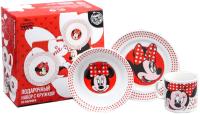 Набор столовой посуды Disney Минни Маус / 4704356 -