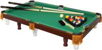 Бильярдный стол FORTUNA  Пул 3фт / 04038 (с комплектом аксессуаров) -
