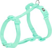 Шлея Trixie Premium H-harness 203224 (XS/S, мятный) -