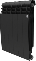 Радиатор алюминиевый Royal Thermo Biliner Alum 500 Noir Sable (12 секций) -