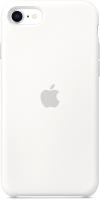 Чехол-накладка Apple Silicone Case для iPhone SE White / MXYJ2 -