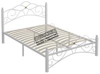 Полуторная кровать Сакура Гарда-3 120 (белый) -