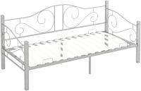 Кровать-тахта Сакура Гарда-7 (белый) -